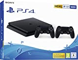 PlayStation 4 - Konsole (500GB, schwarz, E-Chassis) inkl. 2. DualShock...
