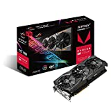 Asus ROG Strix RXVEGA64-O8G-Gaming Grafikkarte (AMD Radeon, PCIe, 8GB HBM2...