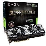 EVGA GeForce GTX 1070 SC GAMING ACX 3.0 Black Edition, 8GB GDDR5, LED, DX12 OSD...