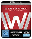 Westworld Staffel 1: Das Labyrinth als limitierte Sammleredition (4K Ultra HD +...