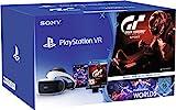 PlayStation VR + Camera + Gran Turismo Sport + VR Worlds Voucher