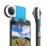 Giroptic iO - 360 Grad HD-Kamera für iPhone und iPad