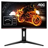 AOC Gaming C24G1 59,9 cm (23,6 Zoll) Curved Monitor (FHD, HDMI, 1ms...