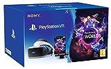 Sony - Playstation VR Starter Pack (Inc. PSVR Headset, Camera & Playstaion VR...