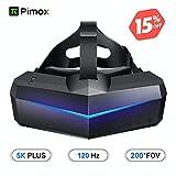 Pimax 5K Plus VR Brille Virtuell Realität Headset mit Breitem Sichtfeld von...