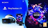 Sony - Playstation VR Starter Pack (Inc. PSVR Headset, Camera & Playstaion VR Worlds Game Code) (UK) /PS4...