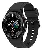 Samsung Galaxy Watch4 Classic, Runde LTE Smartwatch, Wear OS, drehbare Lünette, Fitnessuhr,...