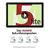 Huawei MediaPad M5 lite WiFi Tablet-PC 25,6 cm (10,1 Zoll), Full HD, Kirin 659, 3 GB RAM, 32 GB interner...
