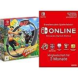 Ring Fit Adventure - [Nintendo Switch] & Switch Online Mitgliedschaft - 3 Monate | Switch Download Code