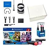 PlayStation VR2 MegaPack 3 (5 spiele) Moss + Astrobot + Everybody's Golf + Blood & Truth + VR Worlds +...
