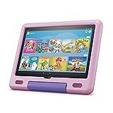 Das neue Fire HD 10 Kids-Tablet│ Ab dem Vorschulalter   25,6 cm (10,1 Zoll) großes Full-HD-Display...