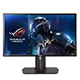 ASUS PG248Q 61 cm (24 Zoll) Gaming Monitor (Full HD, 1ms Reaktionszeit, 144Hz, Gsync, HDMI, DisplayPort)...
