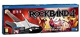 Rock Band 4 Wireless Fender Stratocaster Bundle für Playstation 4