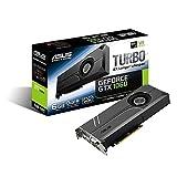 ASUS NVIDIA GeForce GTX1060 Turbo 6G Gaming Grafikkarte (PCIe 3.0, 6GB GDDR5 Speicher, HDMI, DVI,...