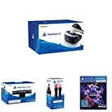 PlayStation VR + PlayStation Kamera (2016) + PlayStation Move Motion-Controller - Twin Pack + PlayStation...