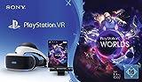 PlayStation VR + Camera + VR Worlds Voucher