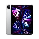 2021 Apple iPadPro (11', Wi-Fi + Cellular, 2TB) - Silber (3. Generation)