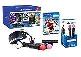 PlayStation VR2 MegaPack 2 Marvel's Iron Man VR + Astro Bot + Skyrim V + Resident Evil 7 + Everybody's...