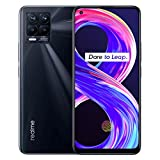 realme 8 Pro Smartphone ohne Vertrag, 108 MP Infinity-Kamera Android Handy, 6,4Zoll Super...