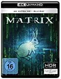 Matrix  (4K Ultra HD) (+ 2D-Blu-ray remastered) (+ Bonus-Blu-ray)