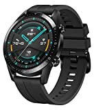 HUAWEI Watch GT 2 Smartwatch (46mm Full-Color-AMOLED, SpO2-Monitoring, Herzfrequenzmessung, Musik...