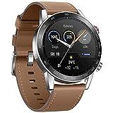 HONOR MagicWatch 2 46 mm Smart Watch, Fitness-Aktivitätstracker mit Herzfrequenz- und Stressmonitor,...