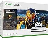 Microsoft Xbox One S 1TB - Anthem Bundle inkl. Anthem: Legion of Dawn Edition