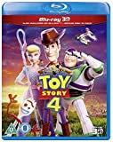 Toy Story 4 3D [Blu-ray] [UK Import]