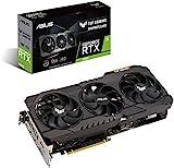 ASUS TUF GeForce RTX 3080 10 GB OC Version Gaming Grafikkarte (Nvidia Ampere, PCIe 4.0, DLSS, Raytracing,...