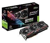 Asus ROG Strix GeForce GTX1070-O8G Gaming Grafikkarte (Nvidia, PCIe 3.0, 8GB GDDR5 Speicher, HDMI, DVI,...