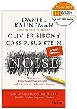 Noise: Was unsere Entscheidungen verzerrt – und wie wir sie verbessern können
