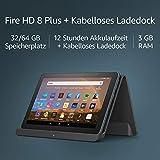 Das neue Fire HD 8 Plus-Tablet, HD-Display, 32 GB, mit Spezialangeboten, unser bestes 8-Zoll-Tablet für...