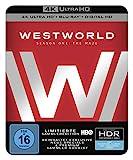 Westworld Staffel 1: Das Labyrinth als limitierte Sammleredition (4K Ultra HD + Blu-ray + Digital HD,...
