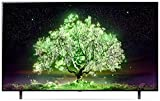 LG OLED65A19LA TV 164 cm (65 Zoll) OLED Fernseher (4K Cinema HDR, 60 Hz, Smart TV) [Modelljahr 2021]