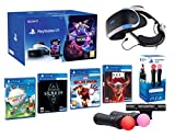 PlayStation VR2 MegaPack: Skyrim + Doom + Iron Man + Everybody's Golf + VR Worlds + Twin Move Controllers