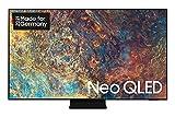 Samsung Neo QLED 4K TV QN90A 55 Zoll (GQ55QN90AATXZG), Quantum HDR 2000, Quantum-Matrix-Technologie,...