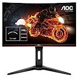 AOC Gaming C24G1 59,9 cm (23,6 Zoll) Curved Monitor (FHD, HDMI, 1ms...