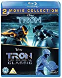 Tron Original & Tron Legacy BD [Blu-ray] [UK Import]