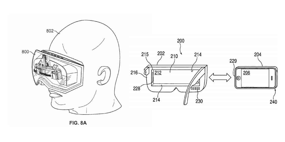 Apple meldet Patent für VR-Brille an