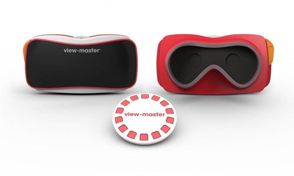 Der View Master, die VR-Smartphone-Brille für Kinder von Mattel und Google.