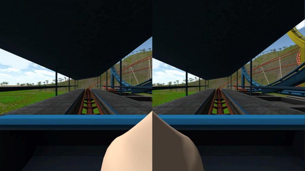 Virtual Reality Nase