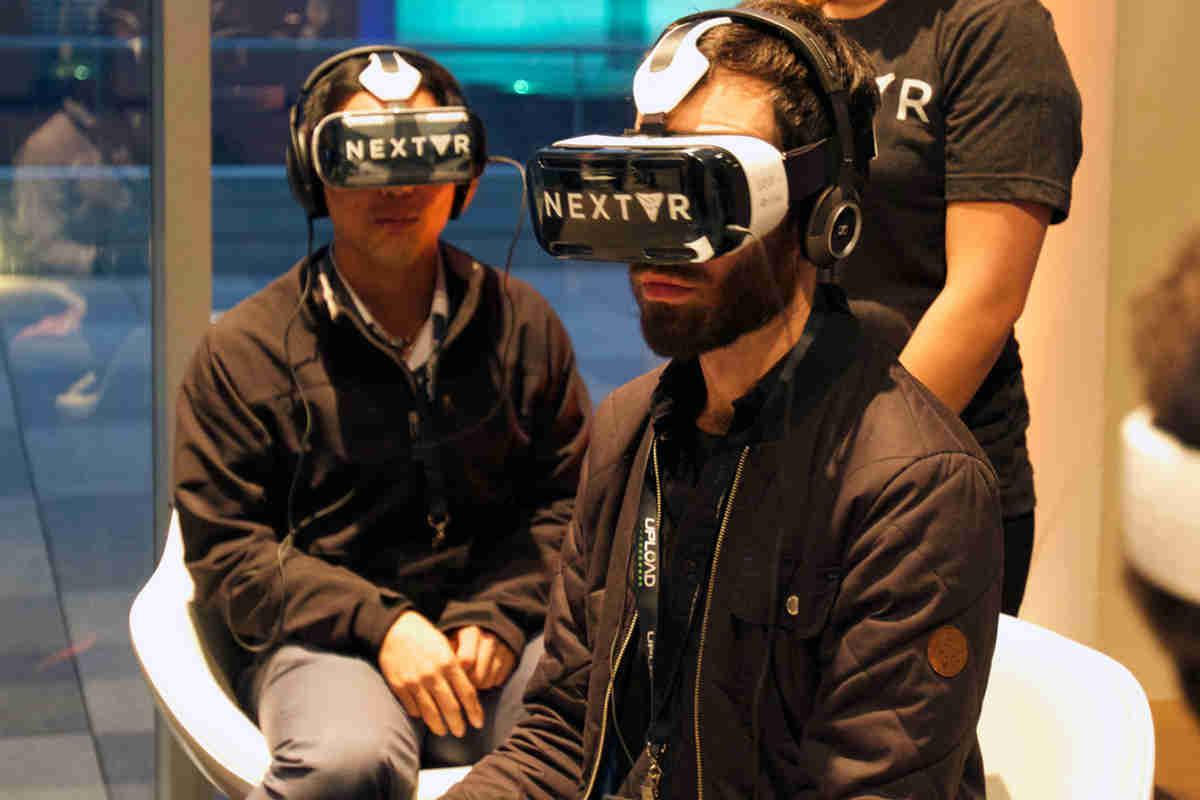 Sportevents leben vom sozialen Miteinander - ob im Stadion oder vor dem TV. Hat die VR-Brille in diesem Bereich dennoch eine Chance?