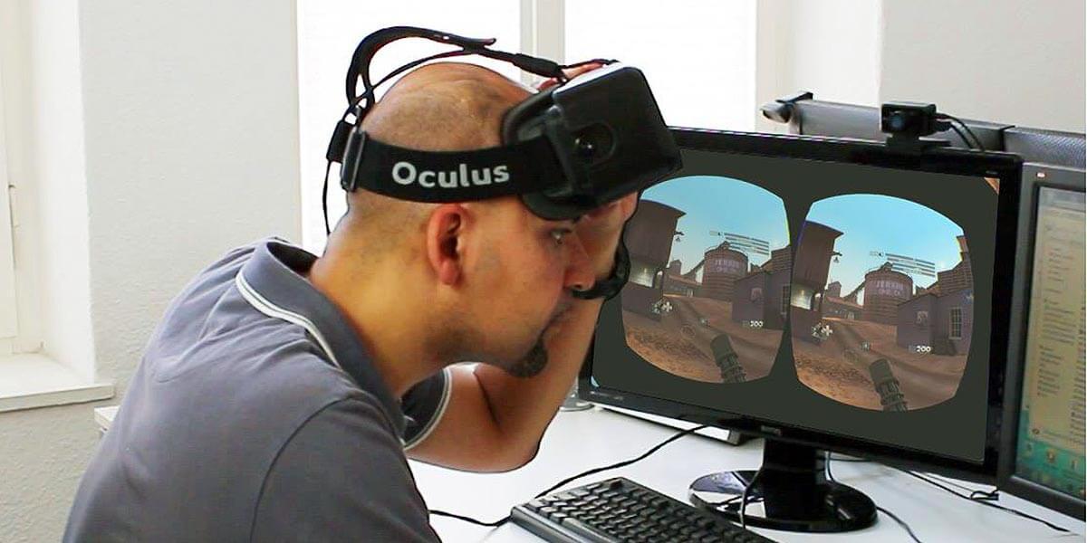Interview mit Clarence Dadson über Virtual Reality in Marketing und Kommunikation