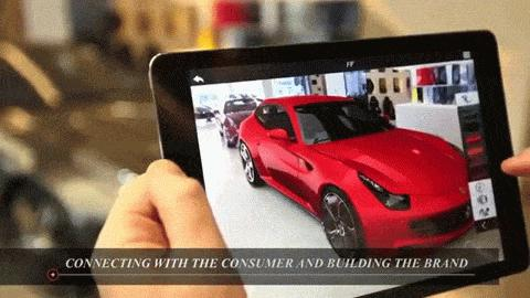Apple kauft das Augmented-Reality-Unternehmen Metaio, die unter anderem für Ferrari gearbeitet haben