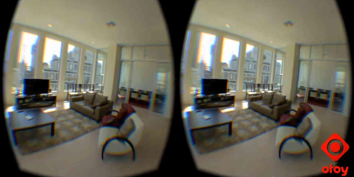OTOY Lichtfeldtechnologie ermöglicht eine 1:1 Rekreation von realen Orten in der virtuellen Realität