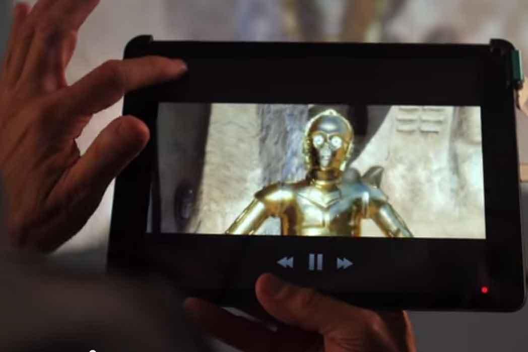 ILMxLab von Lucasfilm macht das Eintauchen in den Lieblingsfilm wie Jurassic Park oder Star Wars vielleicht bald möglich.