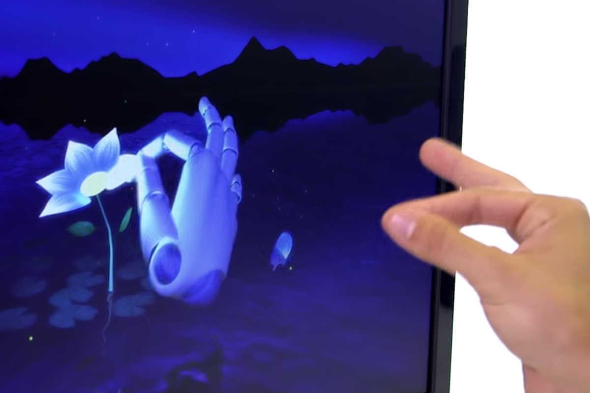 Leap Motion verbindet VR mit der realen Welt.