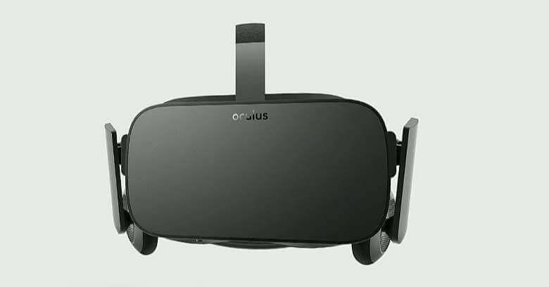 Oculus Rift Pressekonferenz finales Design