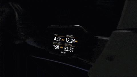 Die Jet Datenbrille von Recon ist speziell für Sportler konzipiert.