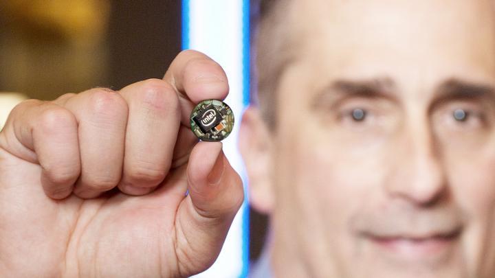 Intel investiert in Wearable Hersteller